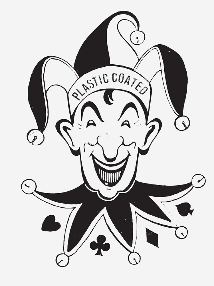 750x1000 Vintage Joker Card Face Iphone Cases Amp Skins By Javier Martinez