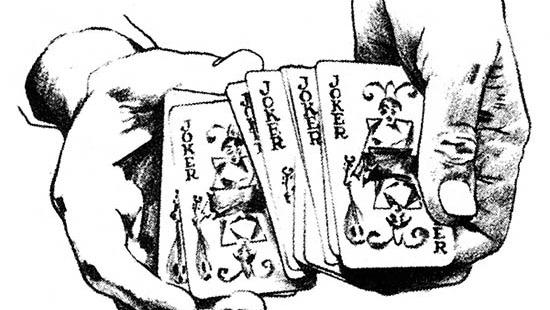 Joker Card Drawing at GetDrawings com | Free for personal