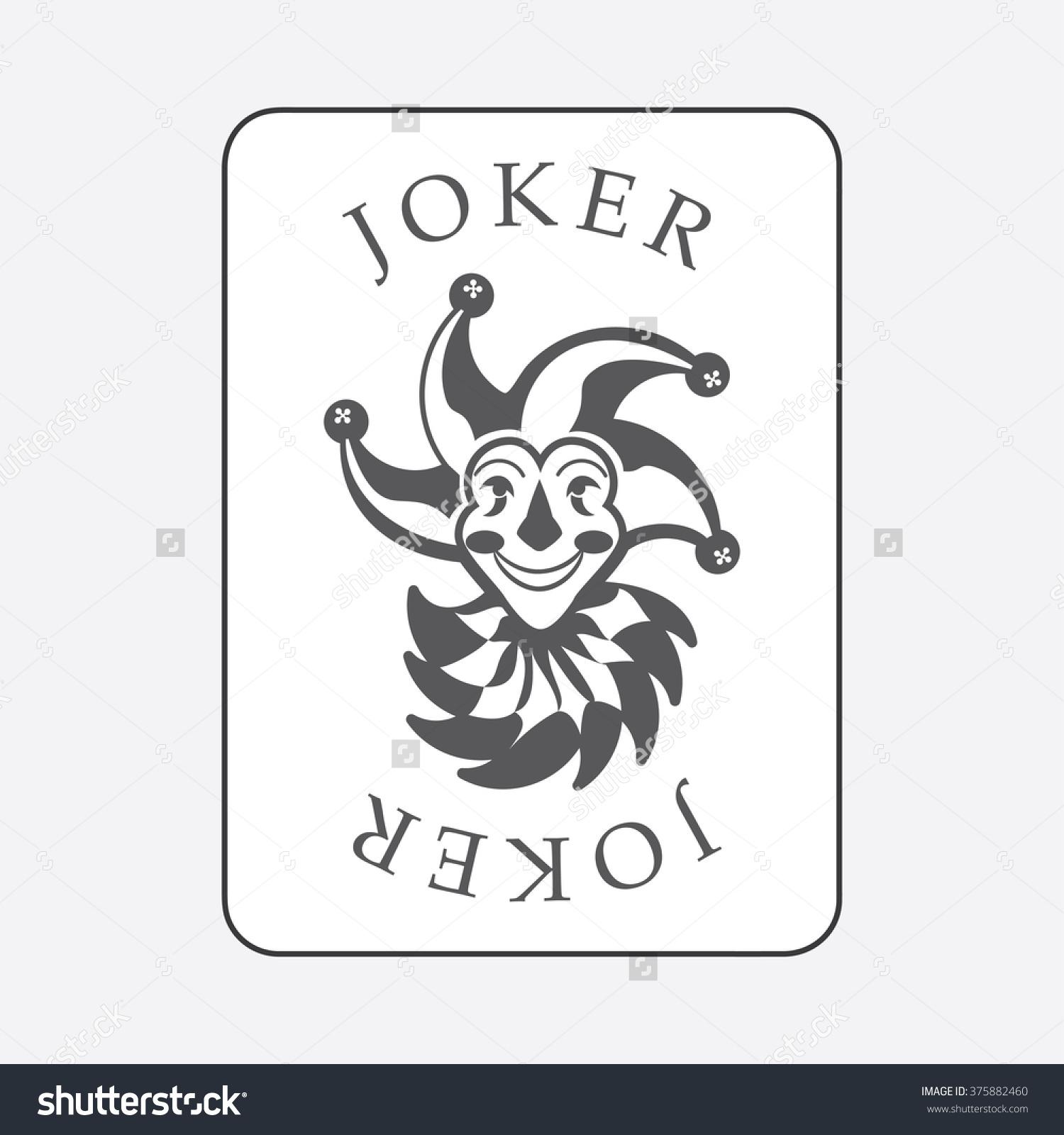 1500x1600 Card Joker Card Template