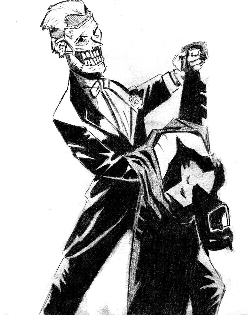 1024x1300 Here's A Joker Drawing I Did A Few Months Ago. Batman