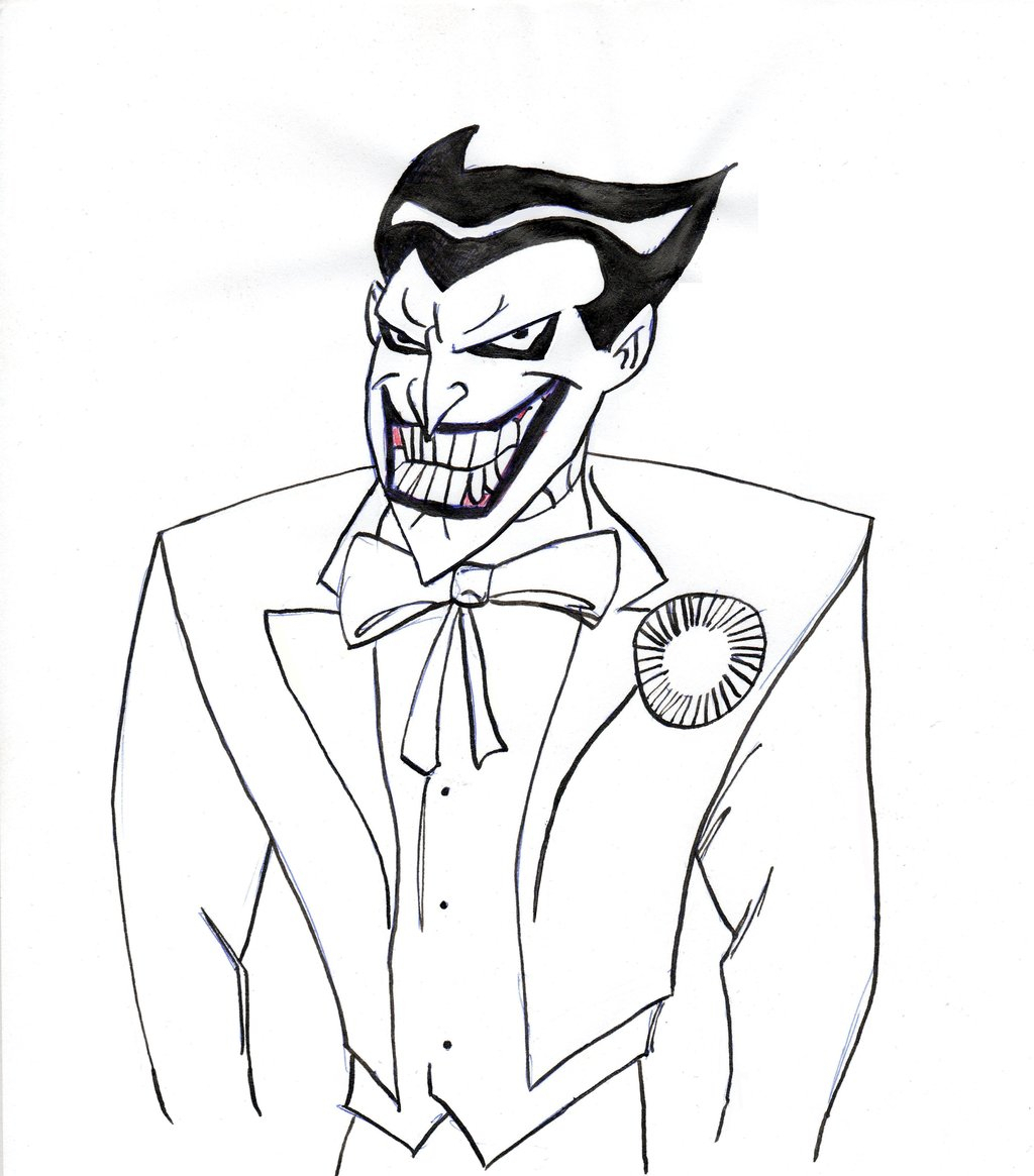 1024x1165 Joker Drawings Cartoon Joker Cartoon Drawing How To Draw Joker
