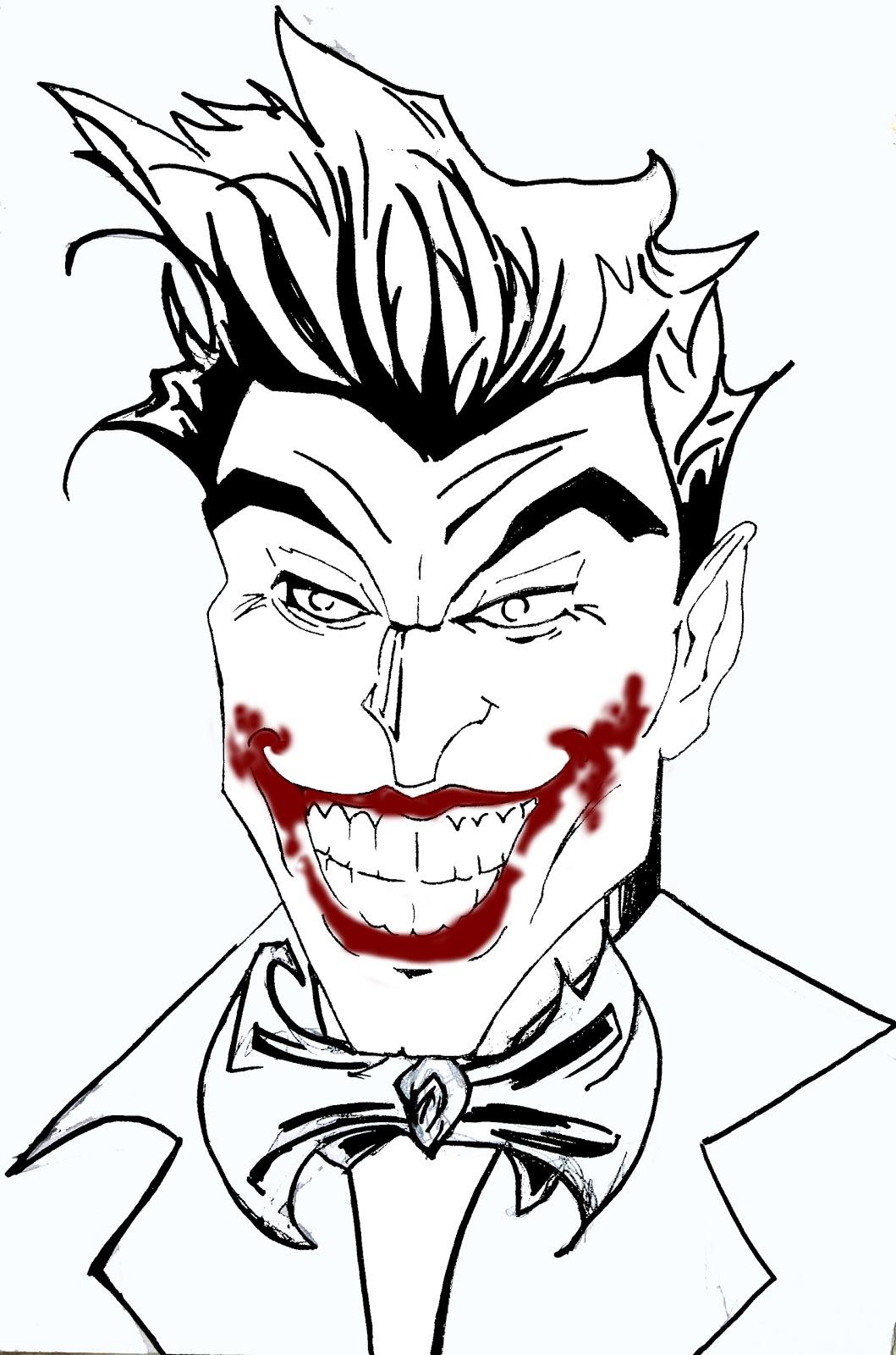 1059x1600 Joker Sketch Sammyg Art
