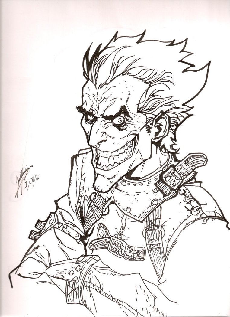762x1048 Joker By Banjoel27