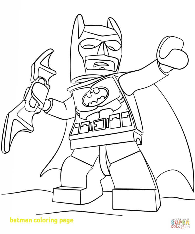 800x961 Batman Coloring Page With Pages Book On Trend Batman And Joker