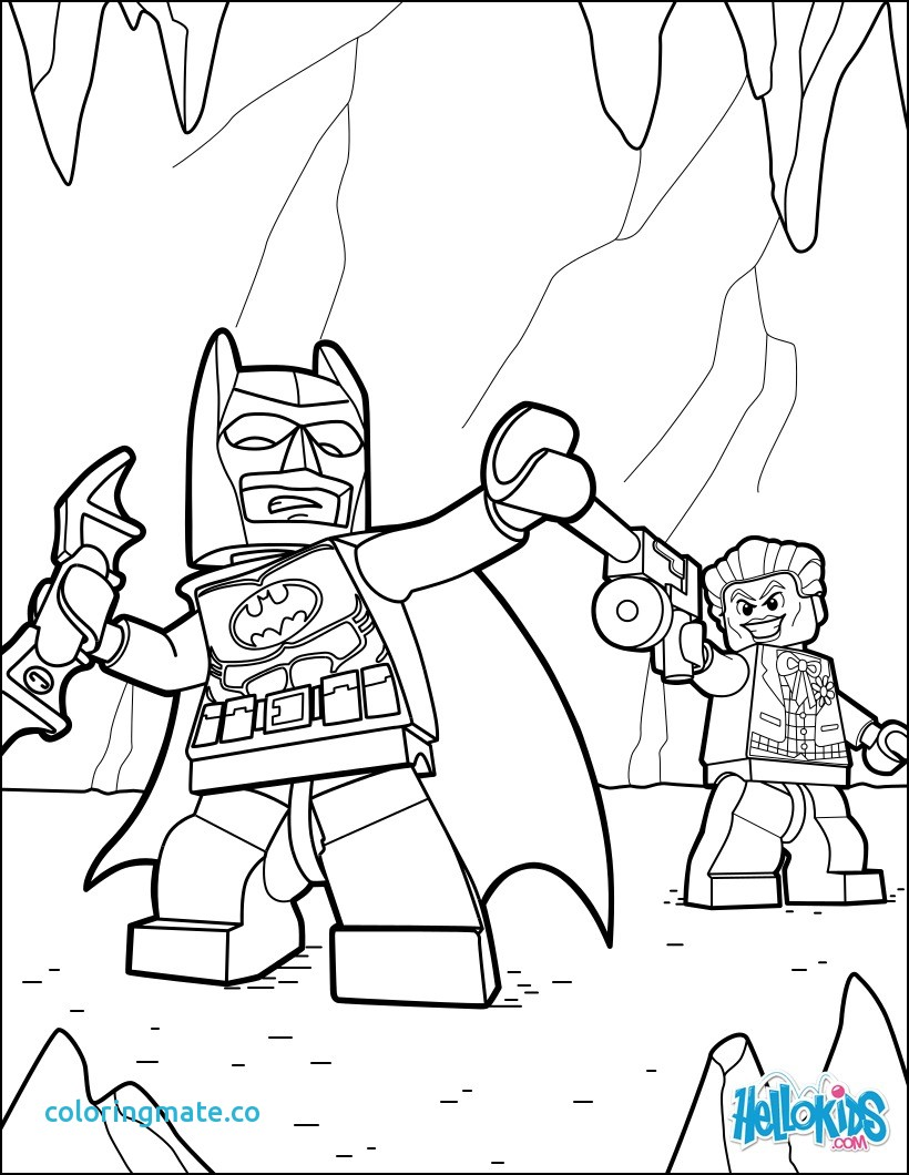 820x1060 Lego Batman Coloring Pages Elegant Lego Batman And Joker Coloring
