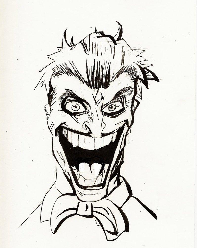 797x1002 The Joker By Willwatt