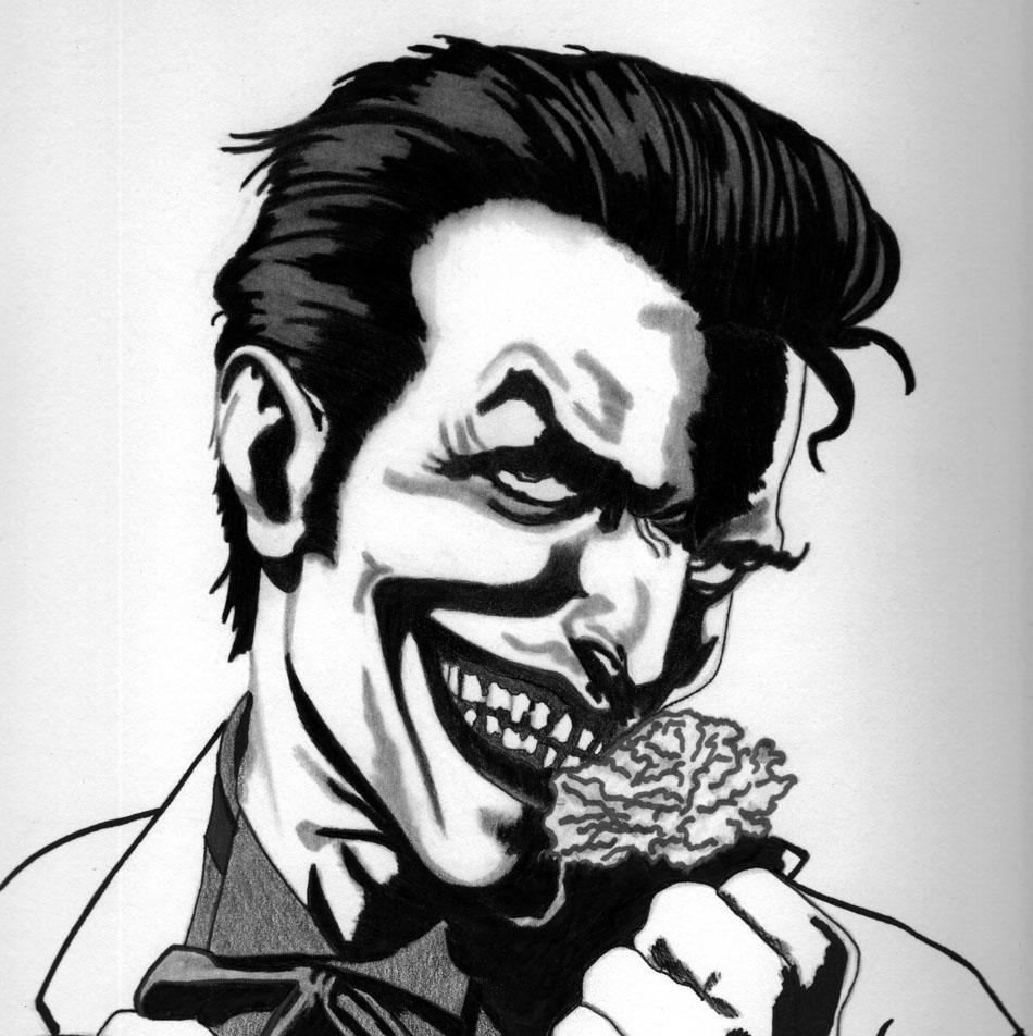950x952 The Original Joker By Toosmall772