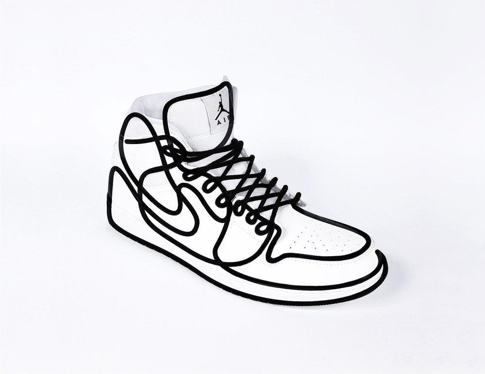 1000x771 Sneakerart Spotlight Differantly Studios Air Jordan