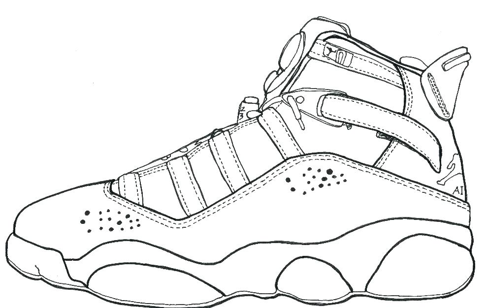 989x626 Jordan Coloring Page View Larger Air Jordan 11 Coloring Pages