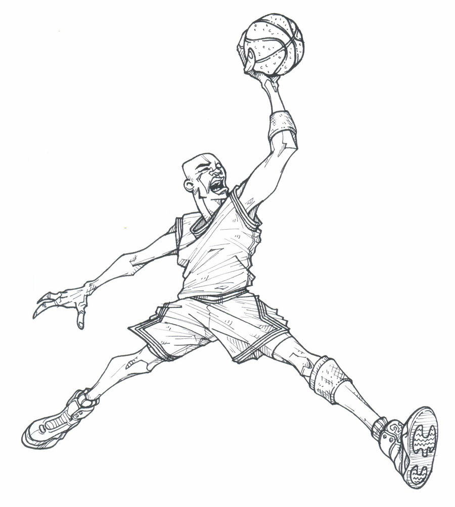 how to draw jordans 12 step by step
