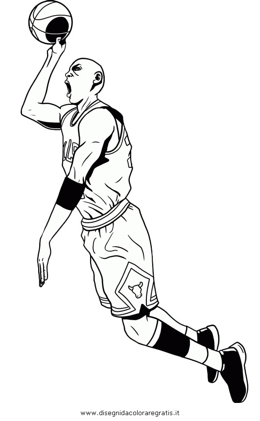 531x860 Michael Jordan Coloring Pages