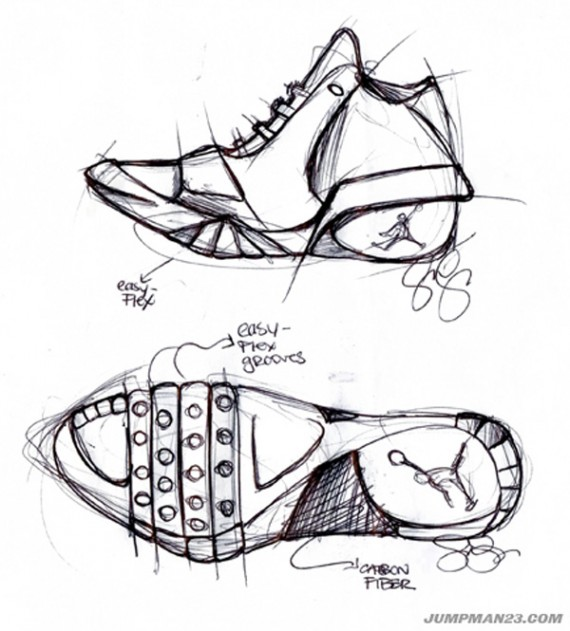 570x631 Jordan Brand Future Sole 2011 Design Competition