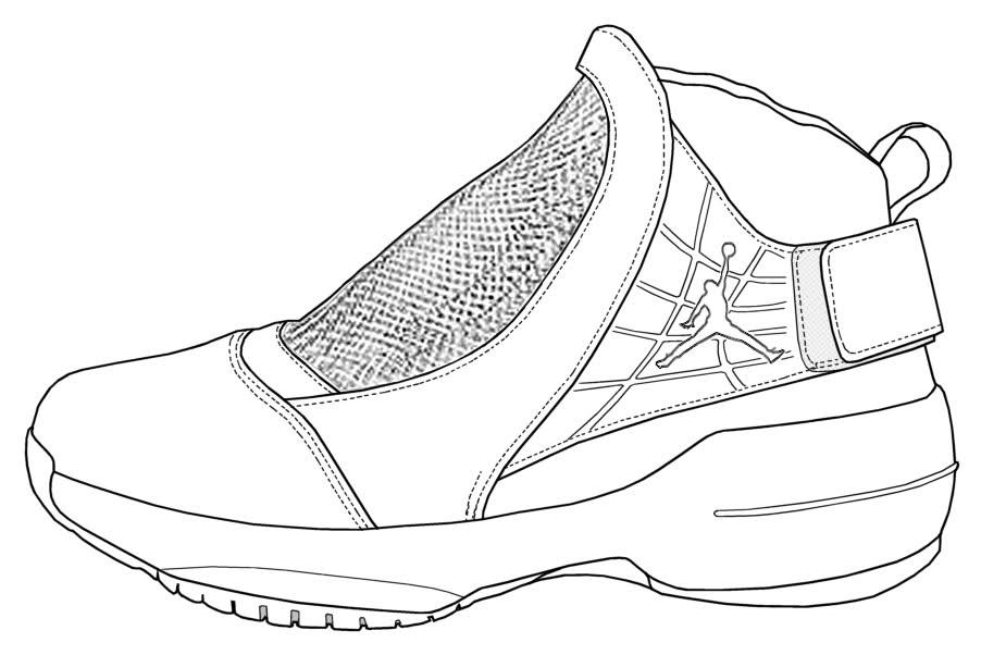 902x602 Nike Templatesair Jordan Templatesdub Zerojumpman Proair Jordan I