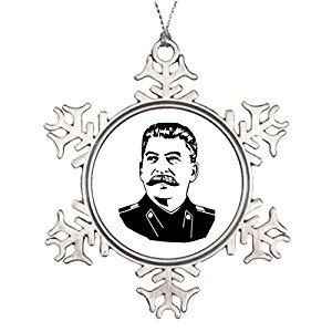 300x300 Xmas Trees Decorated Joseph Stalin Portrait Christmas