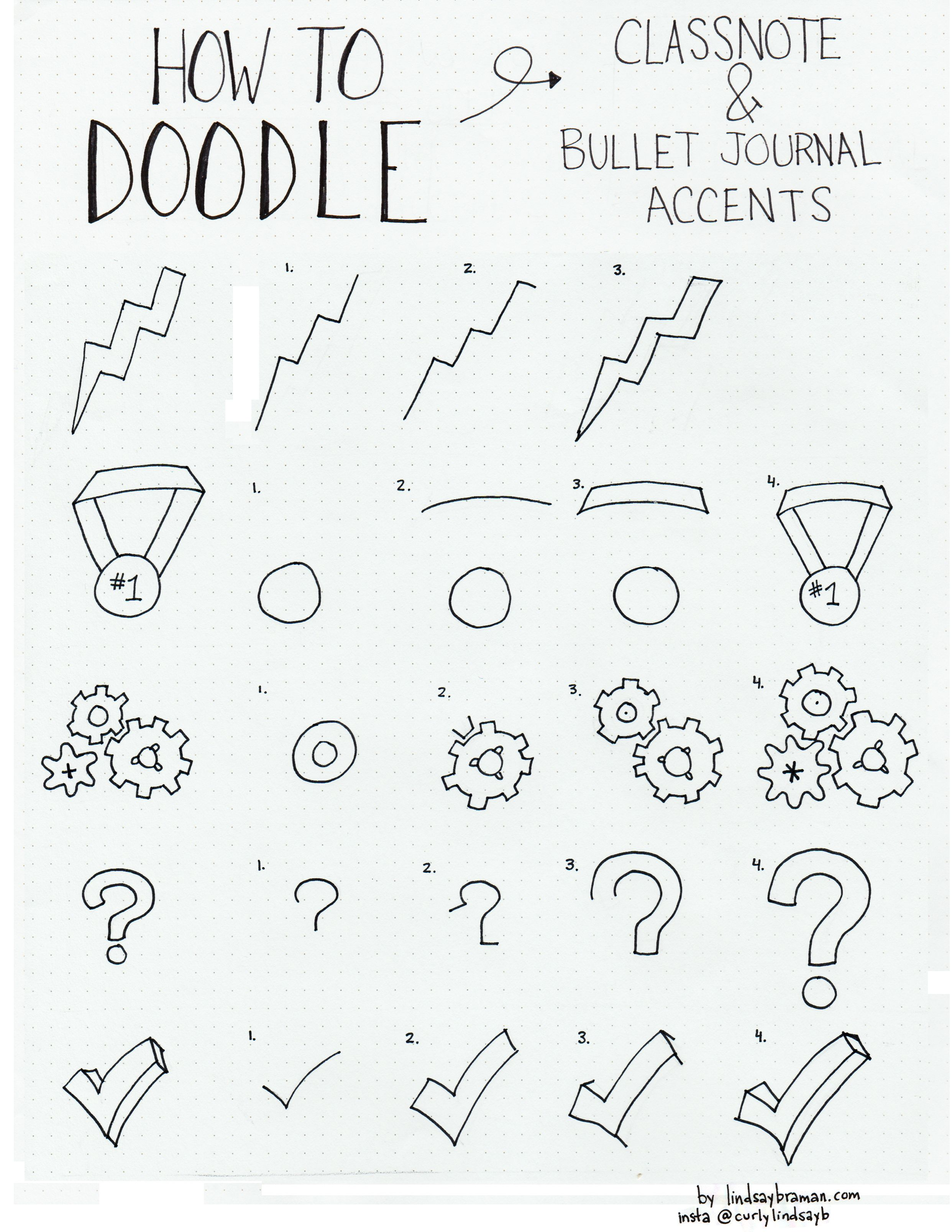 2484x3215 In Part 1 Of Doodling Journal Accents I Demonstrated How I Add