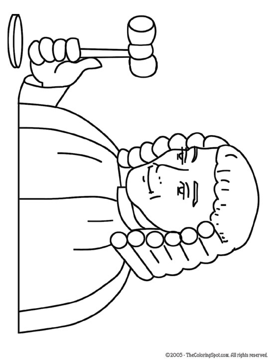 540x720 Judge Audio Stories For Kids Amp Free Coloring Pages From Light Up
