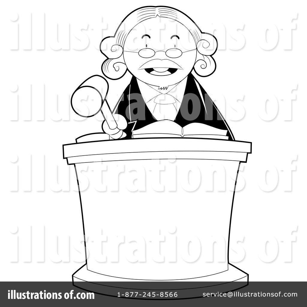 1024x1024 Judge Clipart