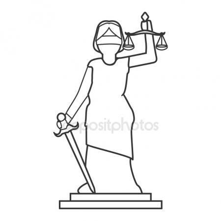 450x450 Court Judge Icon Stock Vector Jemastock