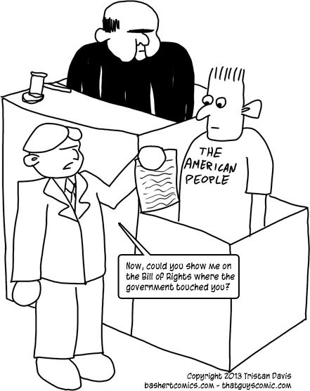 Judicial Branch Drawing
