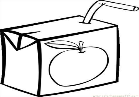 Juice Drawing At Getdrawings Com