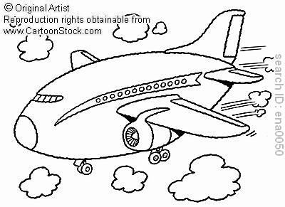 400x291 New Cartoon Jumbo Jet Cool Jet Airlines Jumbo Jet Cartoon