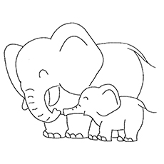 230x230 Top 10 Free Printable Jungle Animals Coloring Pages Online