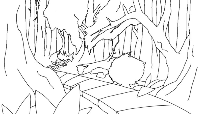 800x450 Jag Cg Art + Animation Welcome To The Jungle!