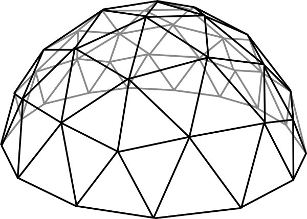 600x429 Jungle Gym Dome Clip Art