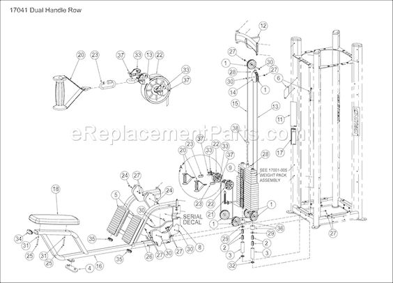 564x406 Plans To Build A Cybex 17041 Jungle Gym Schematics Dual Handle Row