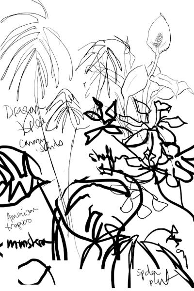 400x600 The Jungle In Your Living Room Anoosh Moutafian