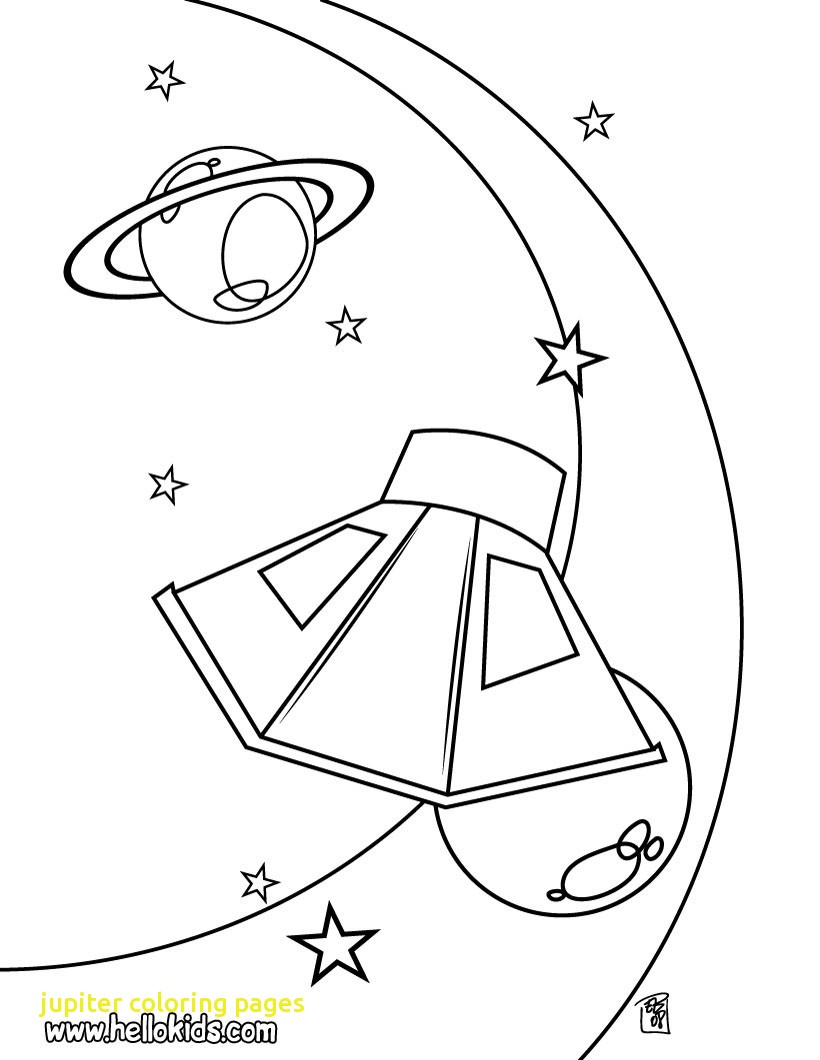 820x1060 Jupiter Coloring Pages With Jupiter Coloring Pages Hellokids