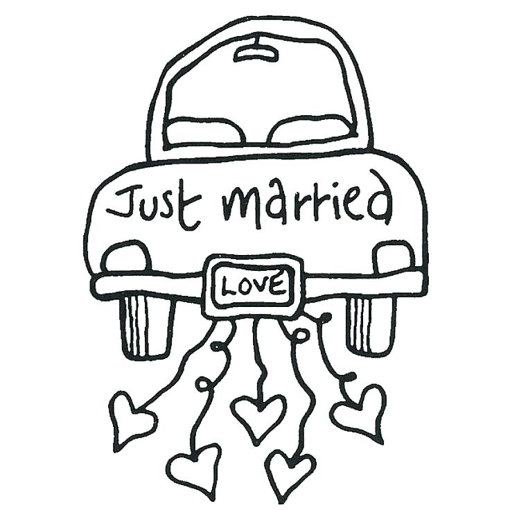 736x736 Just Married Coloring Page 26 In Addition To Just Married Coloring