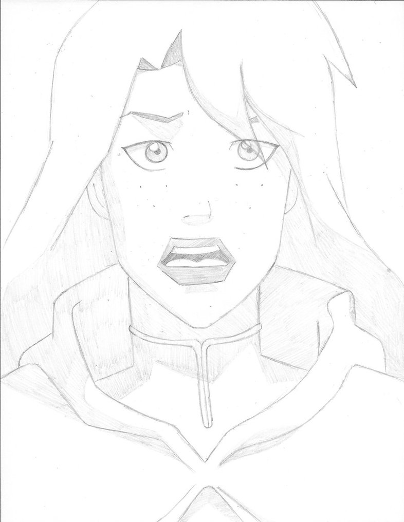786x1016 Young Justice Miss Martian Byiarisawa12