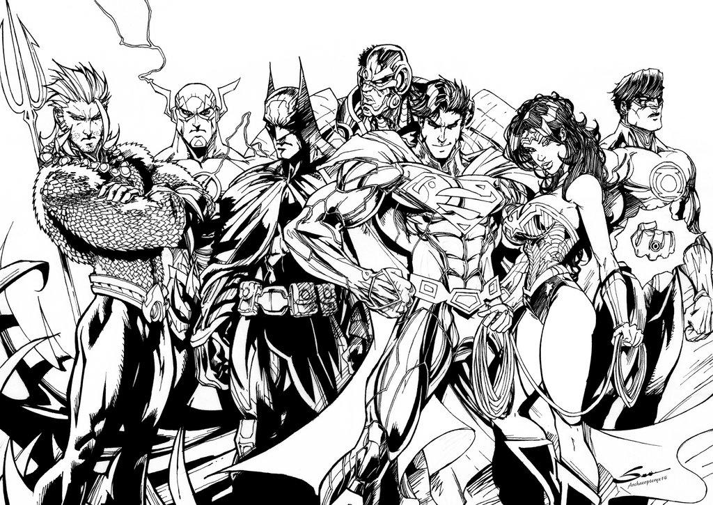 1024x725 Justice League