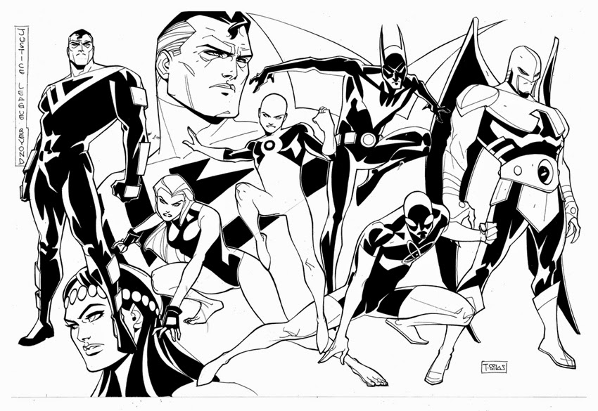 850x585 Justice League Unlimited Screenshots, Images And Pictures