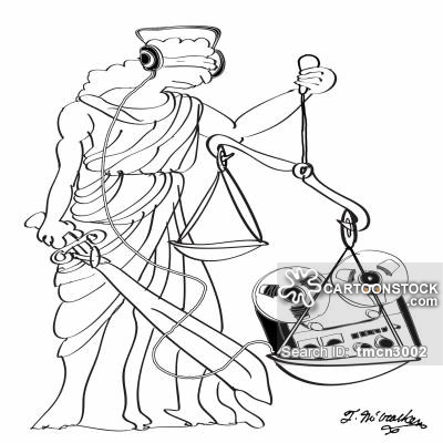 400x400 Lady Justice Cartoons And Comics