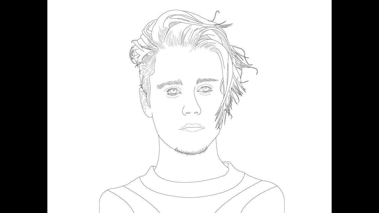 1280x720 How To Draw Justin Bieber (Artificial Intelligence)