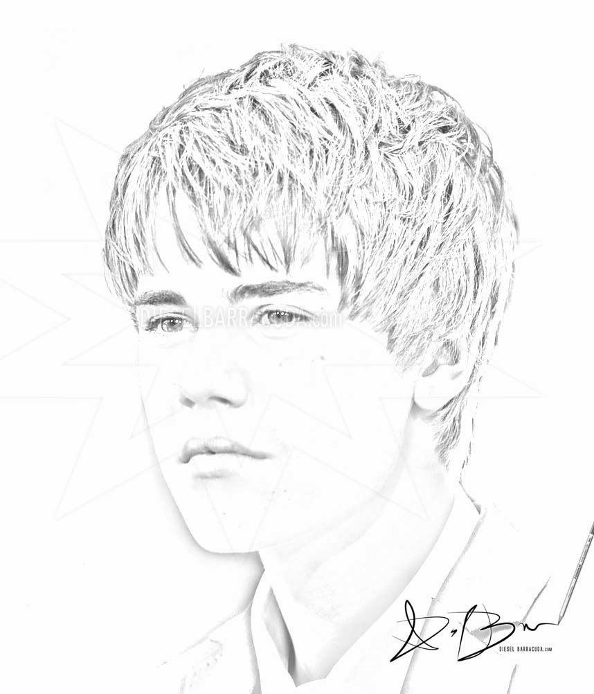 Justin Drawing at GetDrawings.com | Free for personal use Justin ...