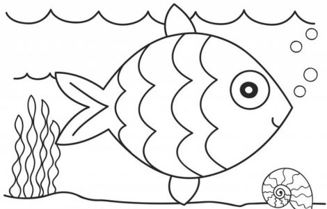 470x300 Pre K Coloring Pages Printables