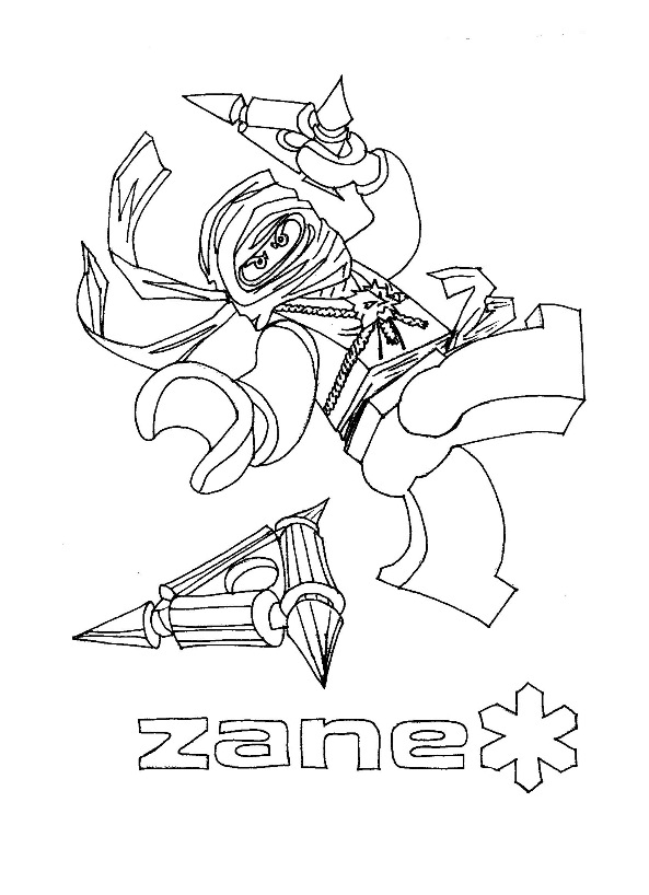 593x818 Kids N 42 Coloring Pages Of Lego Ninjago