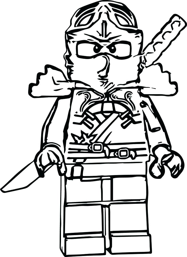 736x1010 Amazing Ninjago Coloring Pages Kai Crayola Photo Awesome Check