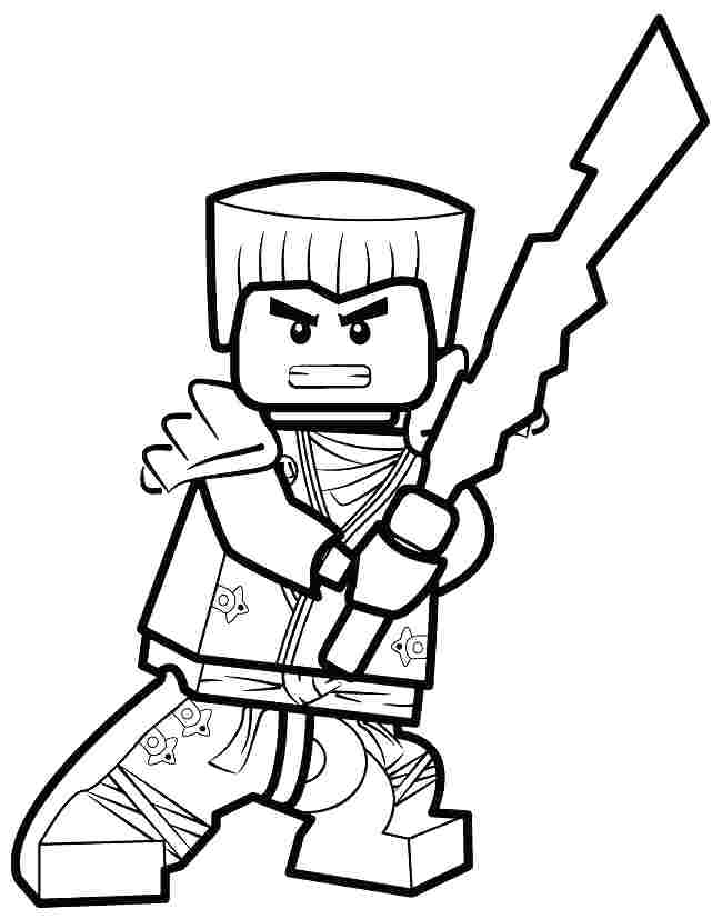 650x827 Ninjago Lego Coloring Pages Coloring Pages A Lego Ninjago