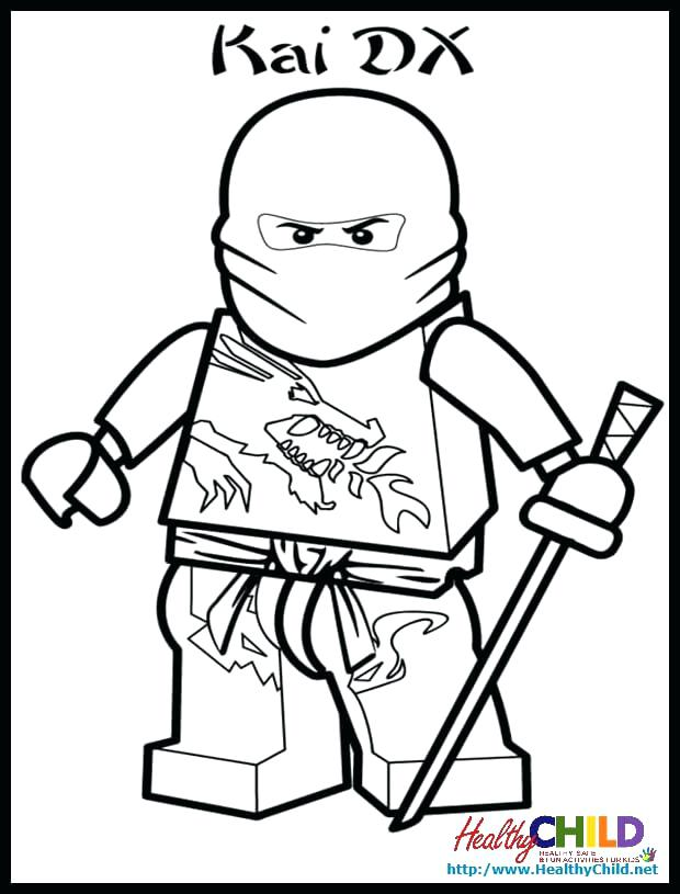 620x815 Ninjago To Color Jay Lego Ninjago Coloring Pages Kai Zx Genesisar.co