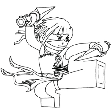 230x230 Top 40 Free Printable Ninjago Coloring Pages Online