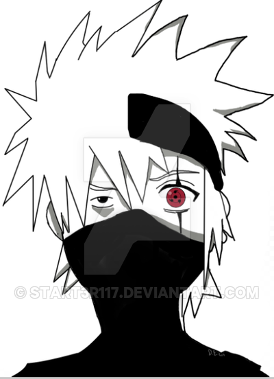 400x552 Kakashi Hatake Child And Ambu By Start3r117