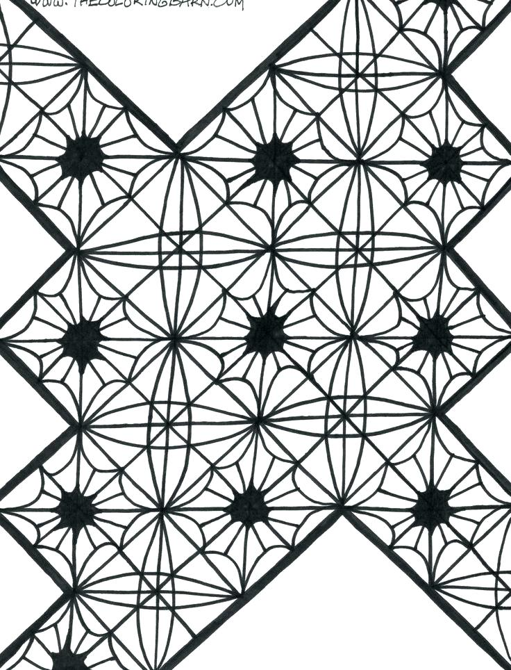 736x964 Great Kaleidoscope Coloring Pages Best Of Picture Animal And Find