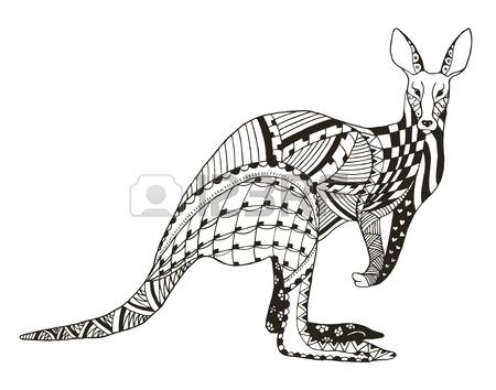 450x354 Adult Kangaroo Stock Photos Amp Pictures. Royalty Free Adult