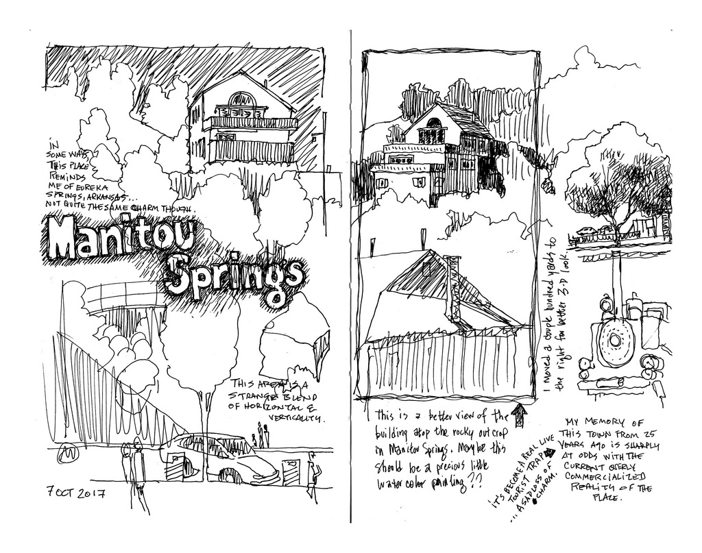 1024x807 Just Sketching A Daily Visual Journal Page 3
