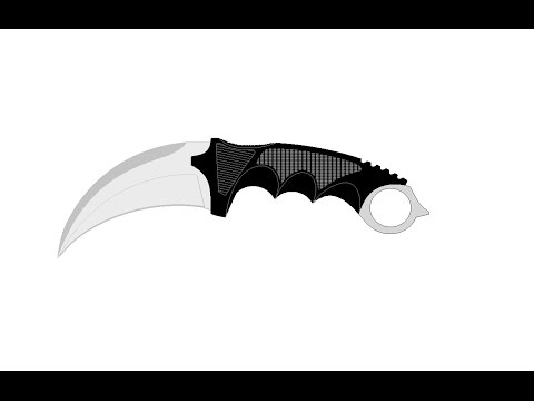 480x360 Karambit Speed Draw