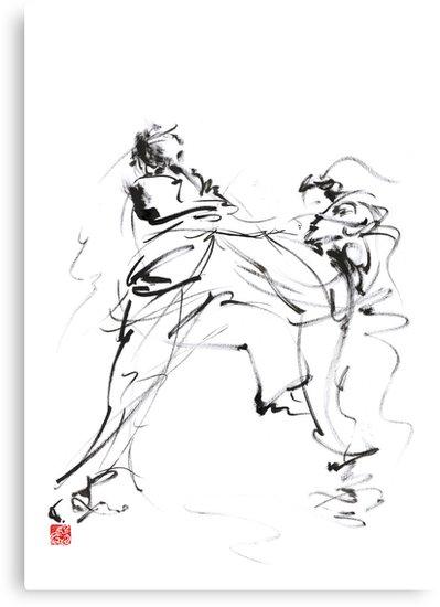 399x550 Karate Martial Arts Kyokushinkai Japanese Kick Oyama Ko Knock Out